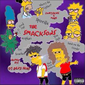 The Smacksons Zone10Gee  front cover