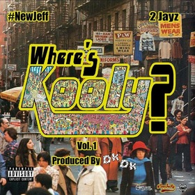New Jeff & 2 Jayz - Where's Kooly DJ ILL WILL front cover