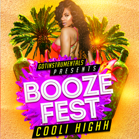 Booze Fest Cooli Highh front cover