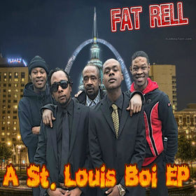 Fat Rell - A St.Louis Boy EP Heavy Gee front cover