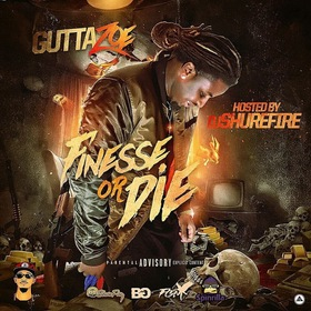 Finesse Or Die Gutta Zoe front cover