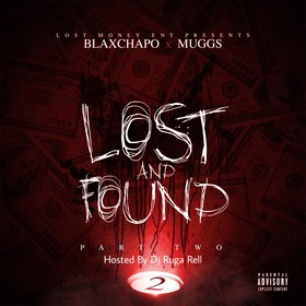 Lost And Found 2 BlaxChapo front cover