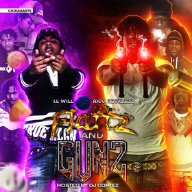 Flattz And Gunz Rico Recklezz front cover