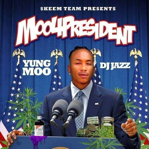 Download  Yung Moo Mixtape Moo4President Download + Stream