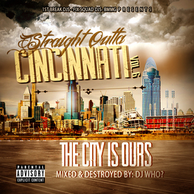 Straight Outta Cincinnati Vol. 6 Various Artists front cover