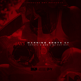 Warning Shots Jay 5 front cover