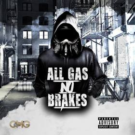 KID - ALL GAS NO BRAKES Colossal Music Group front cover