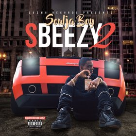 S. Beezy 2 Soulja Boy front cover