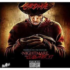 Nightmare On Coldwater St Cardiaye front cover
