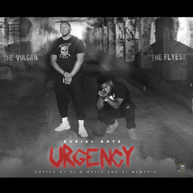 Urgency Burial Boyz front cover