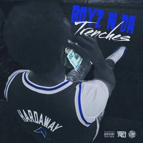 Boyz N Da Trenches Hardaway1k front cover
