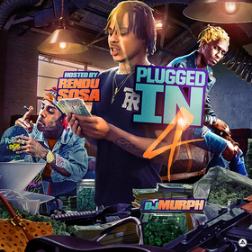 Plugged In 4 DJ Murph front cover