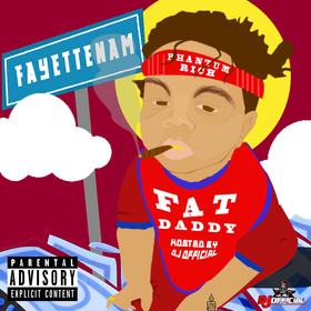 Fat Daddy Phantum Rich front cover