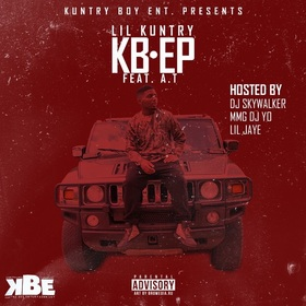 KB-EP Lil Kuntry KBE front cover