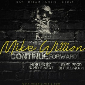 Continue Forward Mike Willion front cover
