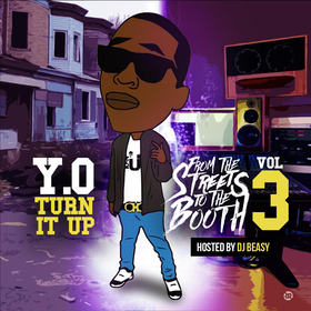 From The Streets To The Booth Vol. 3 Mr. Turn It Up front cover