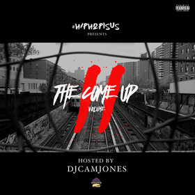 The Come Up Vol. 2 #HipHopIsUs front cover