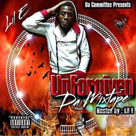 Unforgiven EricBFC front cover