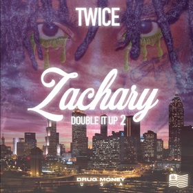 Zachary (Double It Up 2) Twice front cover