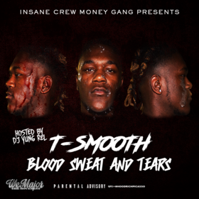Blood, Sweat, & Tears T-Smooth front cover