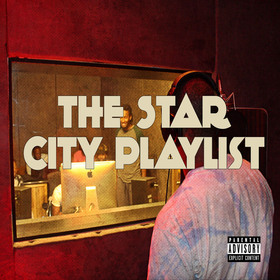 The Star City Playlist (SE) M.O.E. Reese front cover