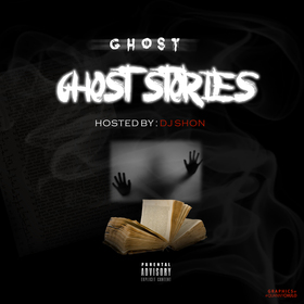Ghost Stories Ghost (DDB) front cover