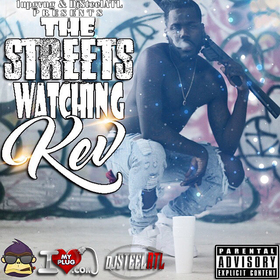 The Streets Watching 1UpGangKev front cover