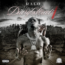 Diary Of The Streets 2 Ralo front cover