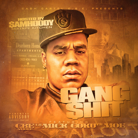 Gang $hit Ike front cover