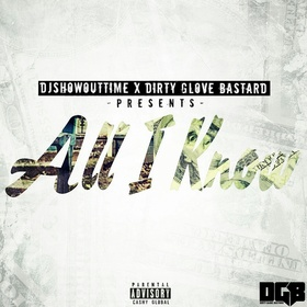 All I Know DJ ShowoutTime front cover