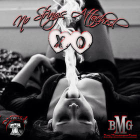 No Strings Attached XO DJ Bell front cover