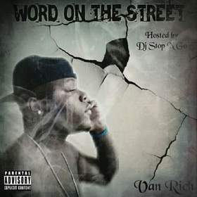 Word On The Street Van Rich  front cover