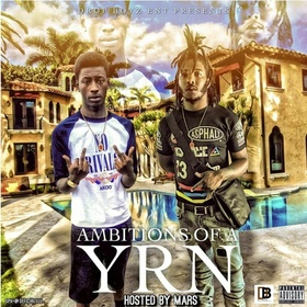 Ambitions Of A YRN The Drop Boyz front cover