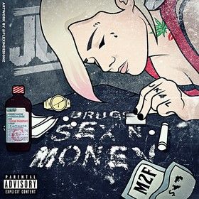 Sex Drugs & Money Marqo 2 Fresh front cover