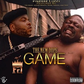 The New Dope Game Finesse Lucci front cover