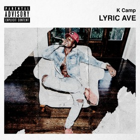 Lyric Ave K Camp front cover