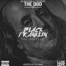 Black Franklin The OGD @TheOGDolph front cover