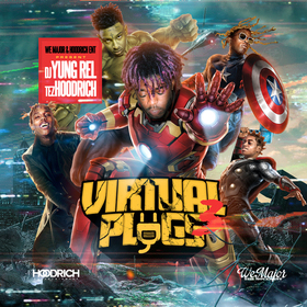 Virtual Plugs 3 DJ Yung Rel front cover