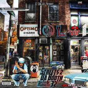 Streets 2 Da Booth 32 Hosted By Murphy Lee DJ Don Gee front cover