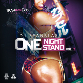 One Night Stand Vol. 3 DJ Seanblaze front cover