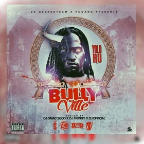 BullyVille NC Yolo Ru front cover