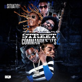 Street Commandments 2 DJ Situation front cover