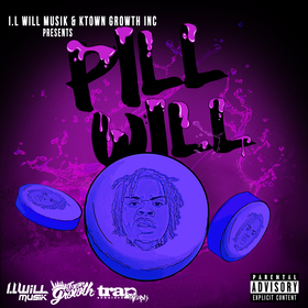 Pill Will I.L Will front cover