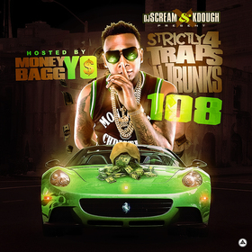 Strictly 4 The Traps N Trunks 108 (Hosted By MoneyBagg Yo) Traps-N-Trunks front cover