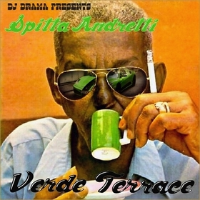 Verde Terrace Curren$y front cover