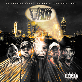 Finesse Fam Compilation DJ Cassius Cain front cover