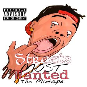 """Lavage Stunna Duke - """"Streets Most Wanted"""" DJ Konnect  front cover"""