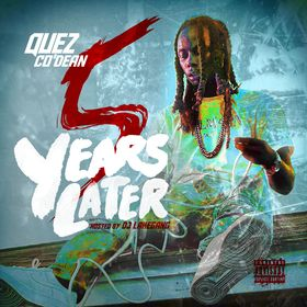 5 Years Later Quez Codean front cover