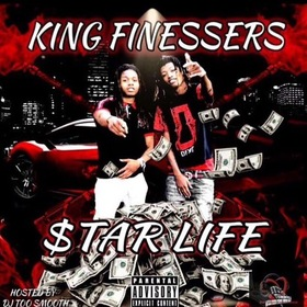 $tar Life King Finessers front cover