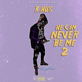 He Can Never Be Me 2 K.Hus front cover